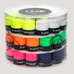 Tambor 60 overgrips Dunlop colores