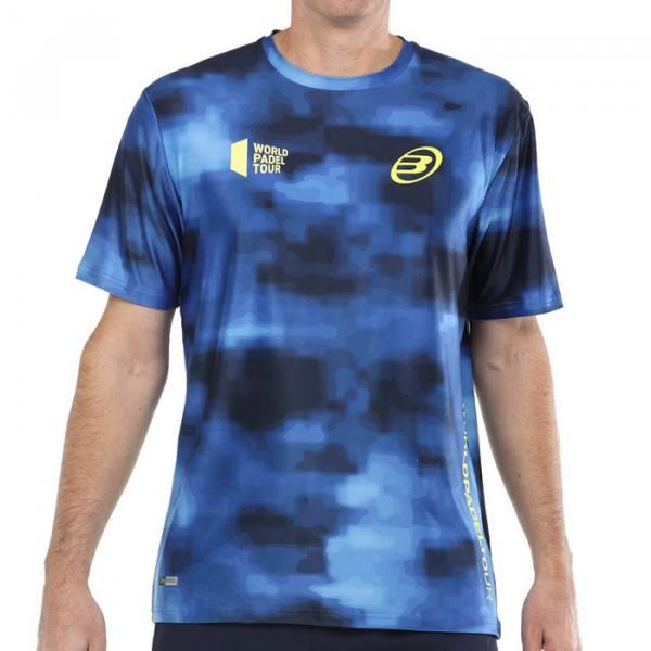 Camiseta Bullpadel Vaupes Azul