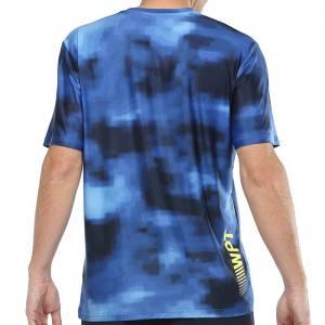 Camiseta Bullpadel Vaupes Azul Oceano