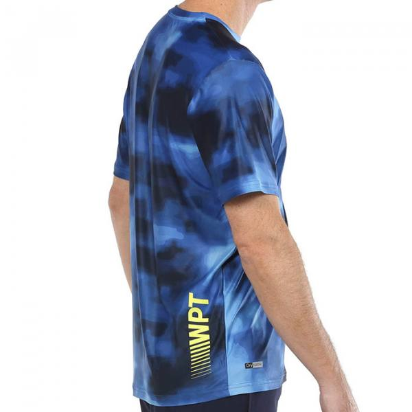 Camiseta Bullpadel Vaupes Oceano Profundo