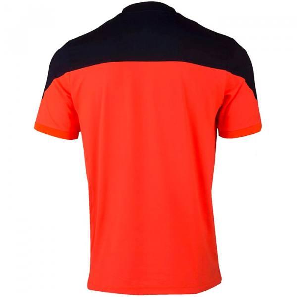Camiseta Kswiss Hypercourt Naranja