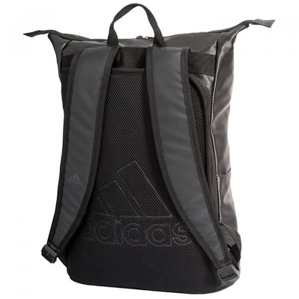 Mochila Adidas Multigame Negra Atrás