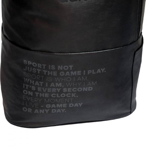 Mochila Adidas Multigame Negra Leyenda