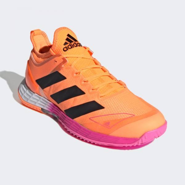 Zapatillas Adidas Adizero Ubersonic 4 Naranja 2021