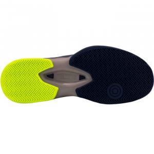 Zapatillas NOX AT10 Azules-Verdes Suela