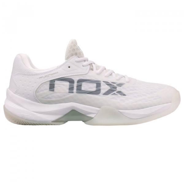 Zapatillas NOX AT10 LUX Blancas-Grises 2021