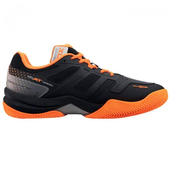 Zapatillas NOX AT10 Negras-Naranjas 2021