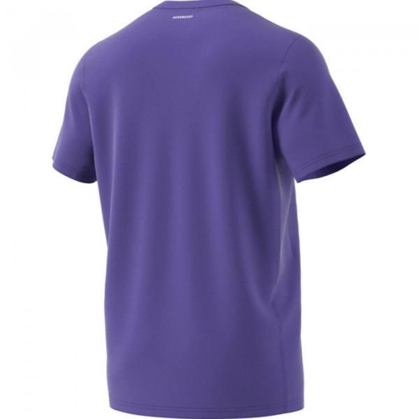camiseta adidas club aeroready morada