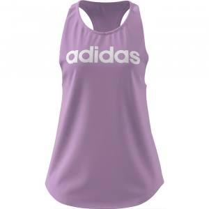 camiseta de tirantes adidas lin lila