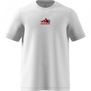camiseta grafica adidas ss