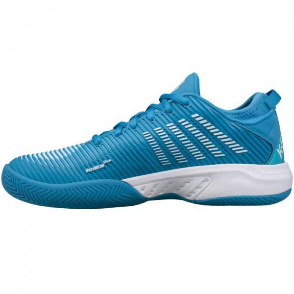zapatillas kswiss hypercourt supreme azules blancas 2021