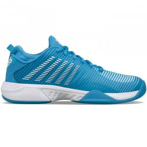 zapatillas kswiss hypercourt supreme azules blancas