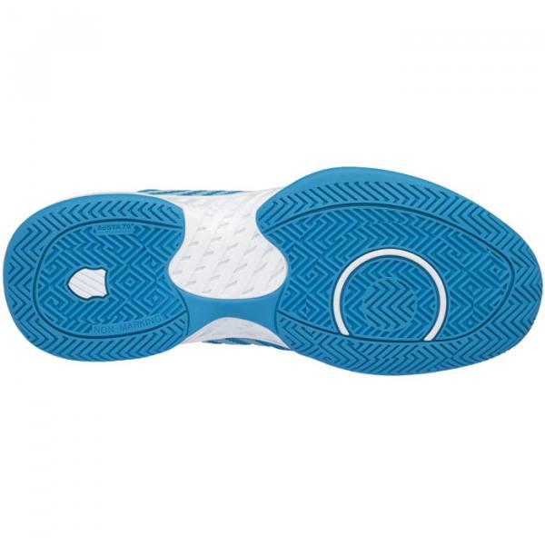 zapatillas kswiss hypercourt supreme azules blancas suela