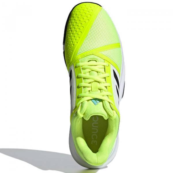 Zapatilla Adidas courtjam Bounce frente