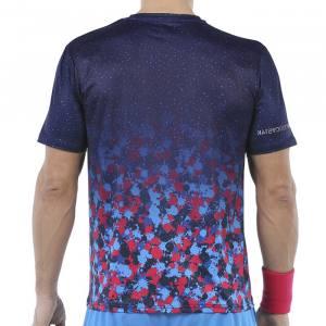 Camiseta Bullpadel Urano Marino