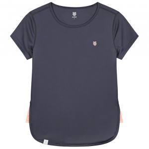 camisa kswiss hypercourt gris