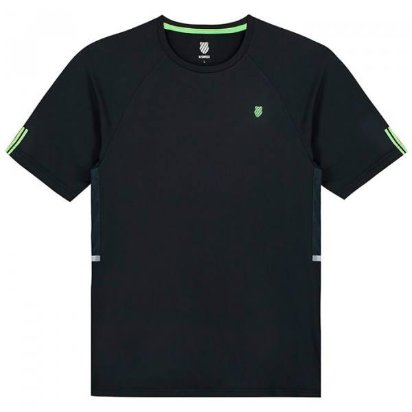 camiseta kswiss hypercourt navy
