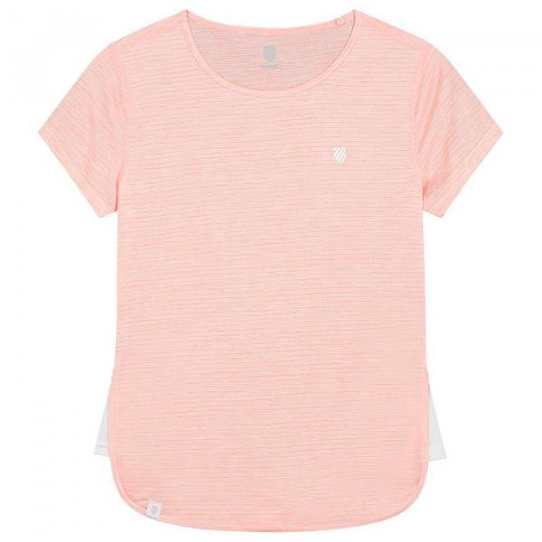 camiseta kswiss hypercourt rosa