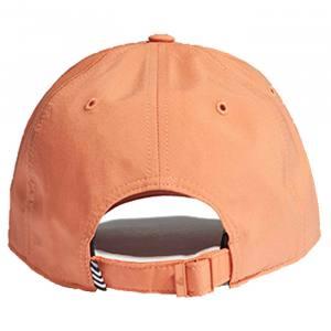 gorra adidas baseball orange