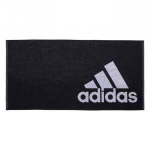 toalla adidas negra