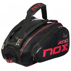 paletero nox at10 team rojo y negro