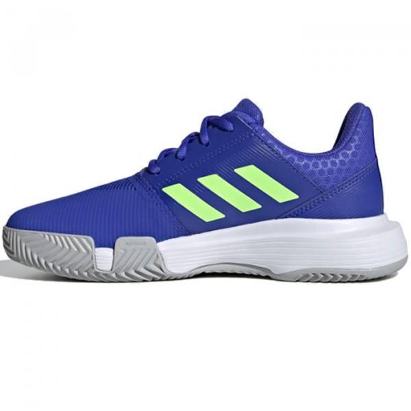 zapatillas adidas courtjam xj azul tenis