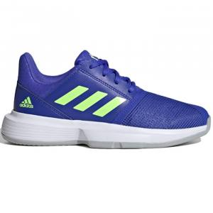 zapatillas adidas courtjam xj azules padel