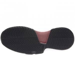 zapatillas adidas courtjam bounce woman blancas suela