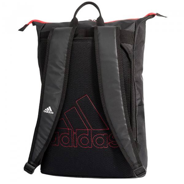 mochila adidas multigame roja 2021