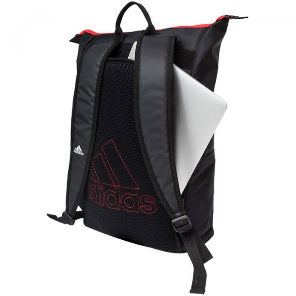 mochila adidas multigame roja 21