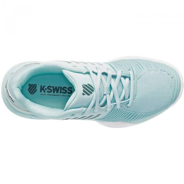 zapatilla kswiss express light 2 azul claro