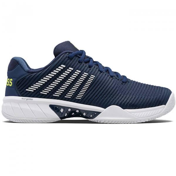 zapatillas kswiss hypercourt express 2 azul