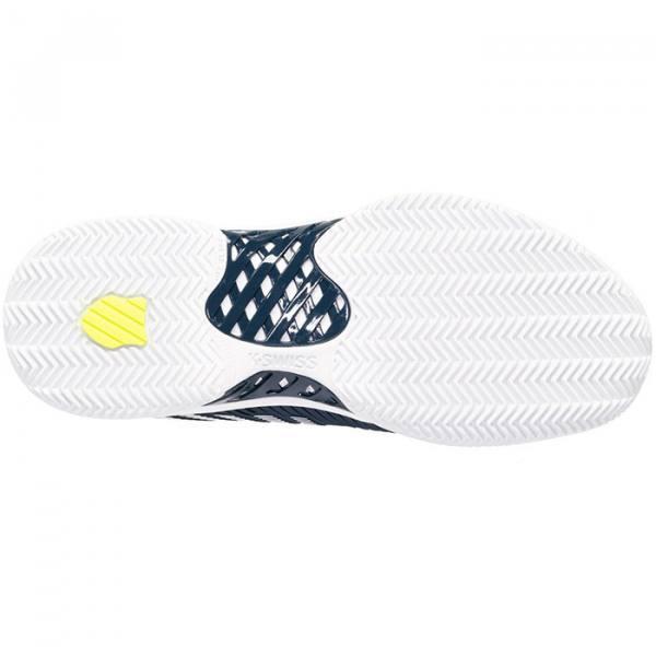 zapatillas kswiss hypercourt express 2 azul suela