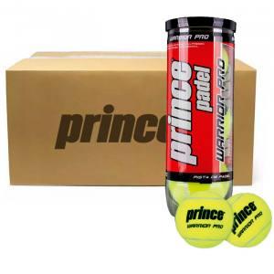 Cajón pelotas Prince Padel Warrior Pro